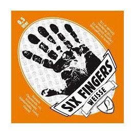Legenda - Six Fingers Weisse (0,5l)