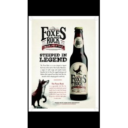 Station Works - The Foxes Rock (0,5l)