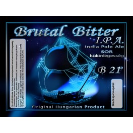 Legenda - Brutal Bitter B21 (0,33l)