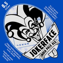 Legenda - Jokerface IPA (0,5l)