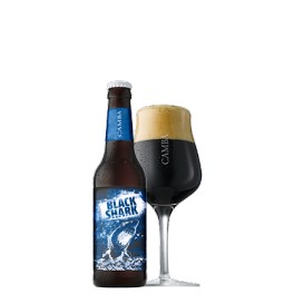 Camba Bavaria - Black Shark (Imperial Black IPA)