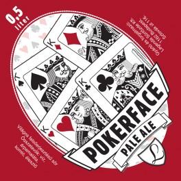 Legenda - Pokerface (0,5l)