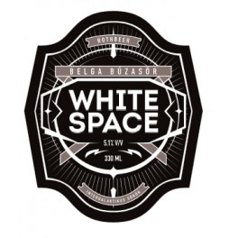 Rothbeer - White Space (0,33l)