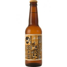 BrewDog This. Is. Lager. (0,33l)