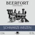 Beerfort - Schwarze Weizen (0,5l)
