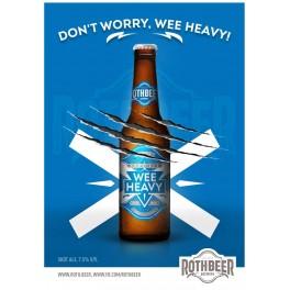 Rothbeer - Wee Heavy (0,33l)