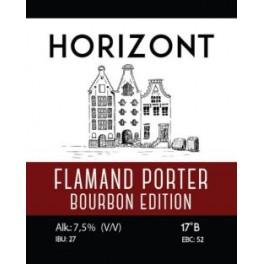 Horizont Flamand Porter - Bourbon Edition (0,33l)