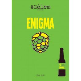 Gólem - Enigma IPA (0,33l)