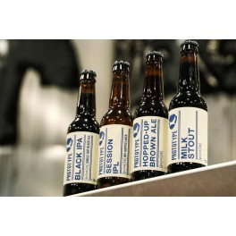 BrewDog: Hopped-Up Brown Ale (Prototype) (0,33l)