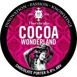 Thornbridge: Cocoa Wonderland (0,5l)