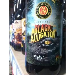 Monyo: Black Alligator (0,33l)