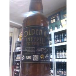 Golden Age - Imperial IPA (Thibault_beers&GreenSheep) (0,33l)