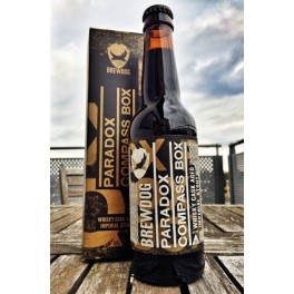 BrewDog - Paradox Compass Box 0,33l)