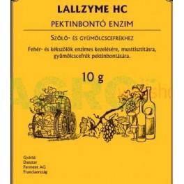 Lallzyme HC - Pektinbontó enzim (10g)