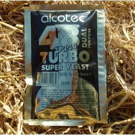 Alcotec Turbo 24 fajélesztő csomag (205g)