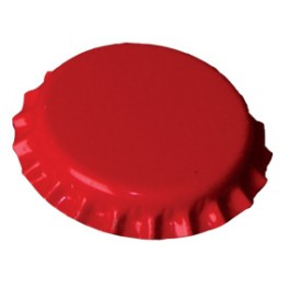 Piros söröskupak / koronazár