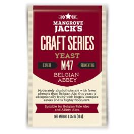 MANGROVE JACK'S M47 Belgian Abbey sörélesztő 10 g