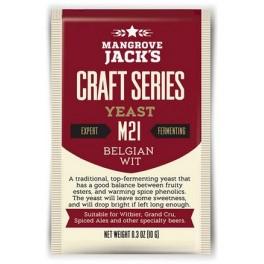 MANGROVE JACK'S M21 Belgian Wit sörélesztő 10 g