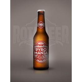 Rothbeer - Pyrománia - Füstös Porter  (0,33l)