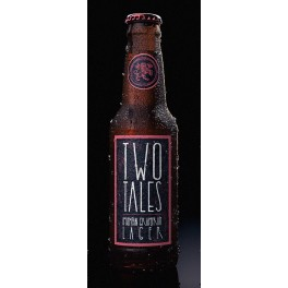 Two Tales - Grapefruit lager 8° (0,33l)