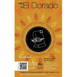 Möszjő - Way to El-Dorado IPA (0,33l)