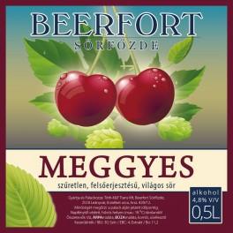 Beerfort - Meggyes Ale (0,5l)