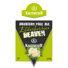 Kaltenecker - Elderberries Heaven APA (0,33l)