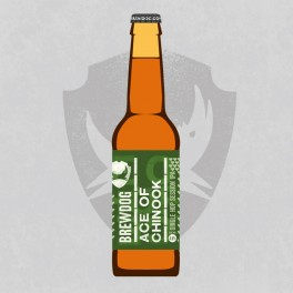 BrewDog - Ace of Chinook (0,33l)