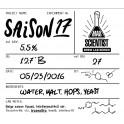 Mad Scientist - Saison 17 (0,33l)