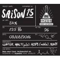 Mad Scientist - Saison 15 (0,33l)