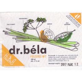 Hübris - Dr. Béla (0,33l)