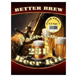 Czech Pilsner (Better Brew) sörsűrítmény