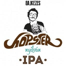 Balkezes - Hopster (0,33l)