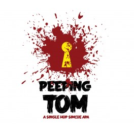 Balkezes - Peeping Tom (0,33l)
