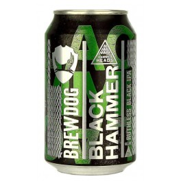 BrewDog - Black Hammer (Dobozos) (0,33l)