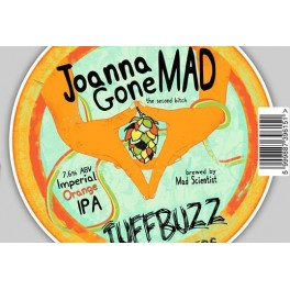 TuffBuzz - Joanna Gone MAD (0,33l)