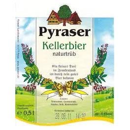 Pyraser Kellerbier Trüb (0,5l)