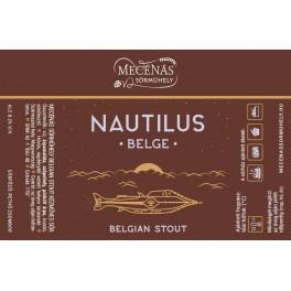 Mecénás - Nautilus Belge (0,75l)