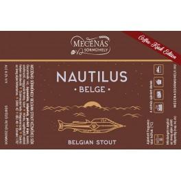 Mecénás - Nautilus Belge Coffee-Kriek (0,75l)