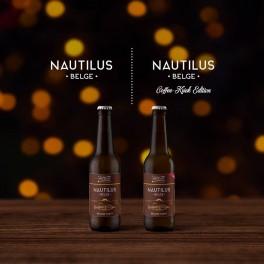 Mecénás - Nautilus Belge Coffee-Kriek (0,33l)