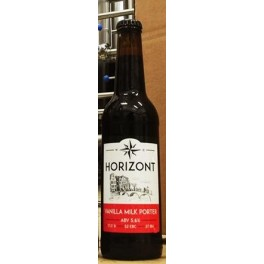 Horizont - Vanilla Milk Porter (0,33l)