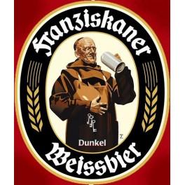 Franziskaner Dunkel Hefe Weissbier (0,5l)
