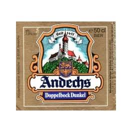Andechs Doppelbock Dunkel (0,5l)