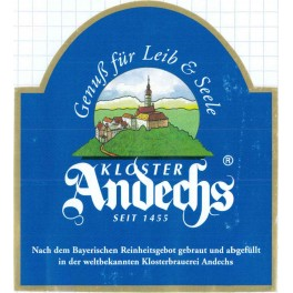 Andechs Export Dunkel (0,5l)