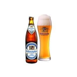 Weihenstephaner Hefe-Weissbier búzasör  (0,5l)