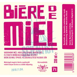 Mad Scientist - Biére de Miel (0,33l)