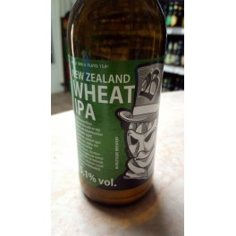 Burlesque Brewery - New Zealand Wheat IPA (0,33l)