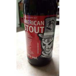 Burlesque Brewery - American Stout (0,33l)