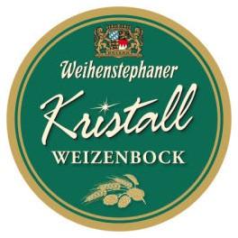 Weihenstephaner Kristall Weizenbock (0,33l)