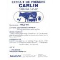 Carlina 145/80 tejoltó (100ml)